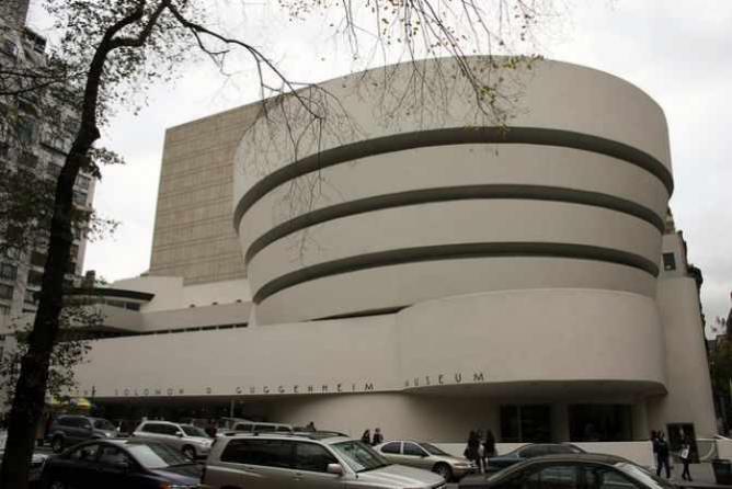 Guggenheim Museum of New York   © Jeroen van Luin/Flickr