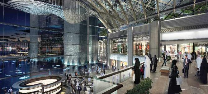Best Wow Factor: The Galleria