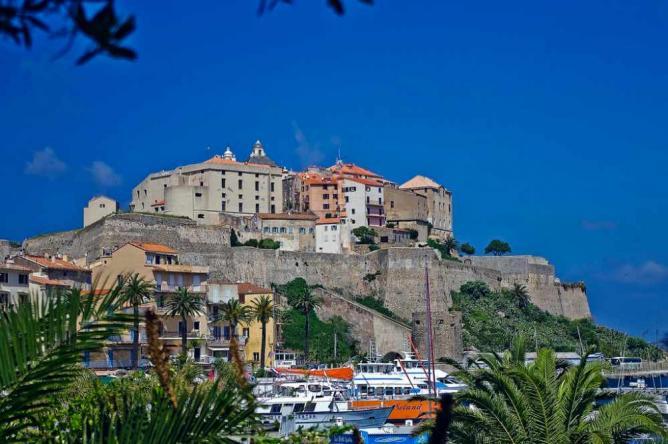 La Citadelle de Calvi   © Daniel Cremona/Flickr
