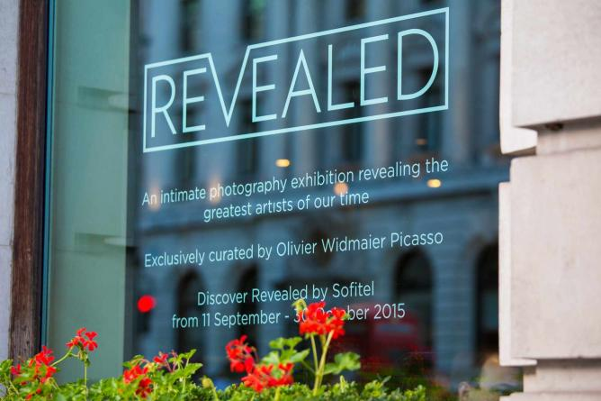© Revealed: A Photography Exhibition by Sofitel
