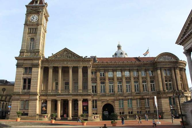 Birmingham Museum and Art Gallery © Christophe.Finot/WikiCommons