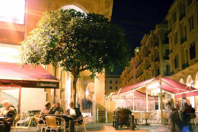 The Coolest Caf 233 S In Beirut Lebanon