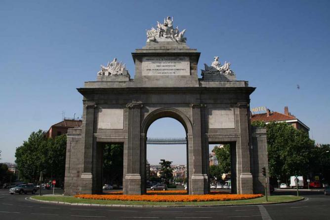 Puerta de Toledo   © Tamorlan/WikiCommons