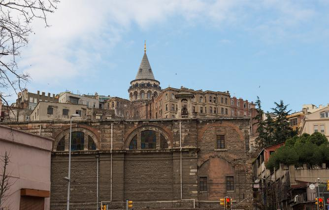 Galata, Istanbul | © Andrey/Flickr