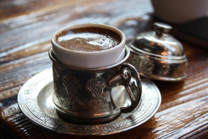 Turkish coffee | © Jorge Cancela/Flickr