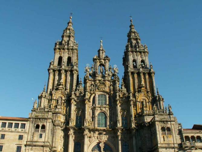 Santiago de Compostela Cathedral | © Abel Pardo López/Flickr