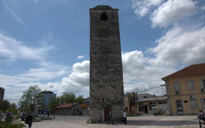 Podgorica Clock Tower | © FranciscoAntunes/Flickr