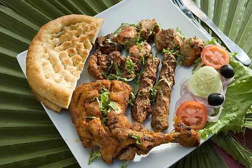 Chicken Tikka | © Umair Mohsin/WikiCommons