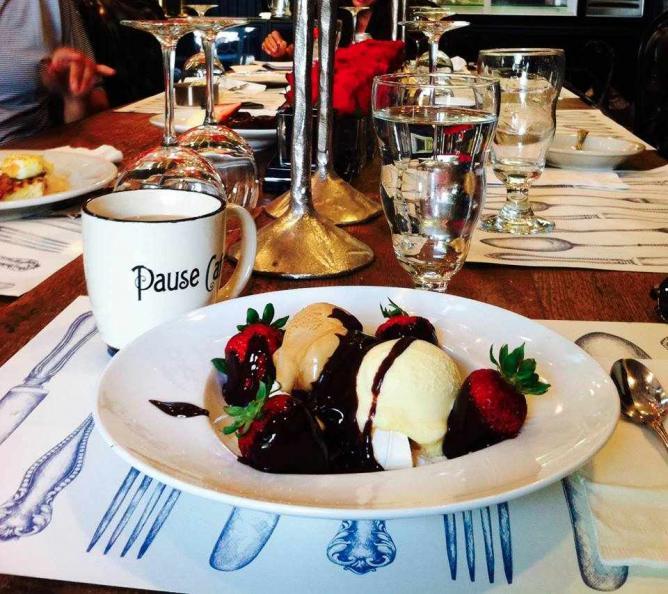 Pause Café   Courtesy of Pause Café