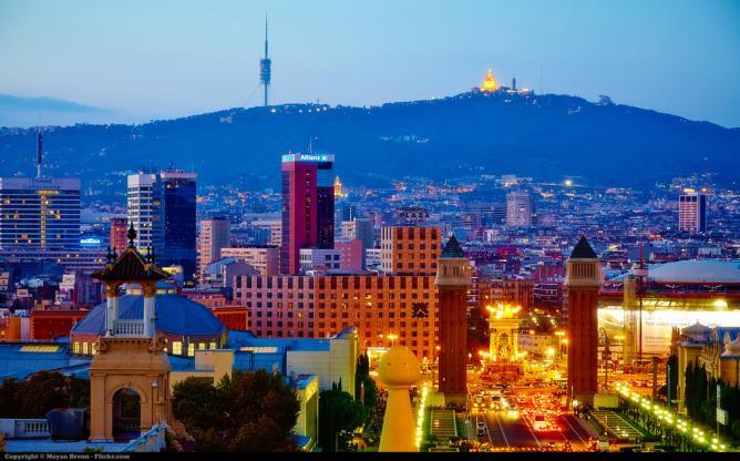 Barcelona | © Moyan Brenn/Flickr