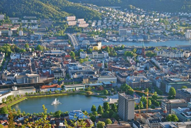 Bergen | © Hilde Kari/Flickr