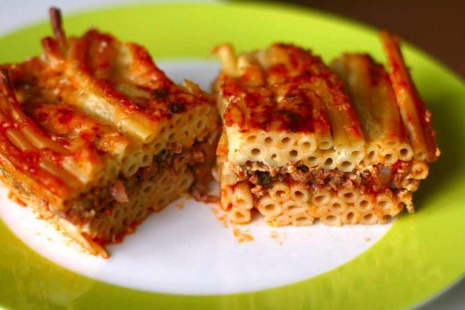 Tomato Pasta Bake Recipes