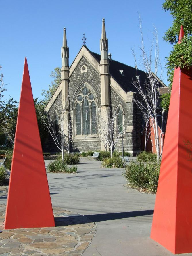 Chapel Off Chapel Arts Centre, Little Chapel Street, Prahran