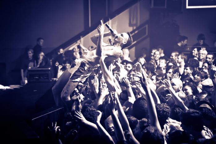 Die Antwoord concert | © Kris Krug/Wikicommons