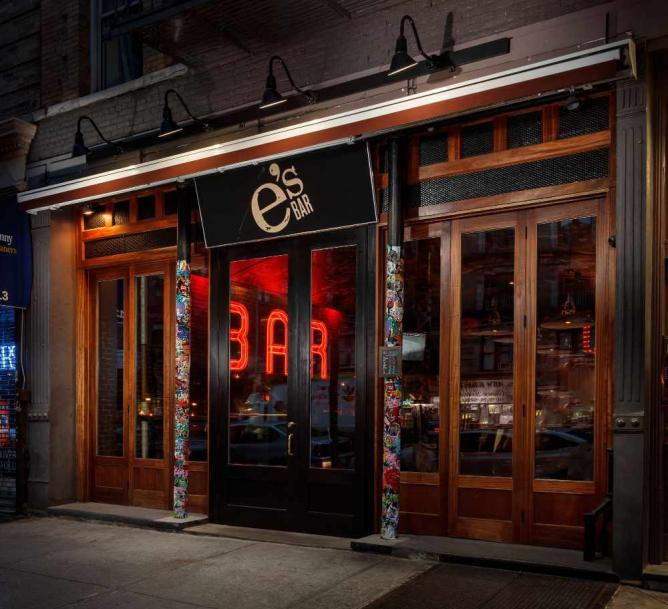e's Bar | Image courtesy of e's Bar