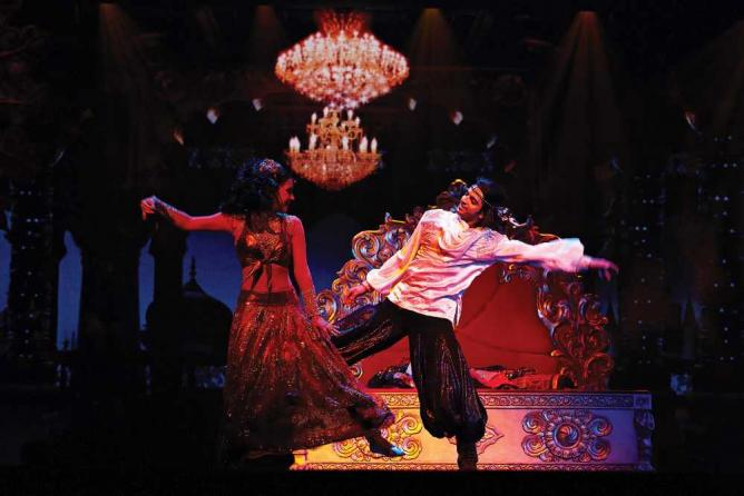 The Gypsy Prince: Bollywood Musical | © Roderick Eime/Flickr