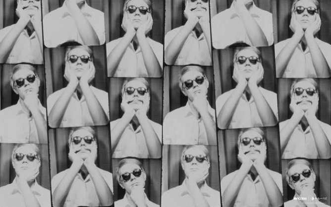 Warhol Photobooth | © Incase/Flickr