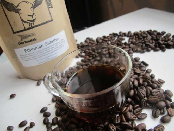 Ethiopian Sidamo | Courtesy of Happy Goat Coffee Company