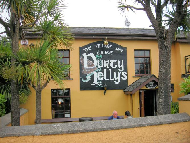 Durty Nelly's