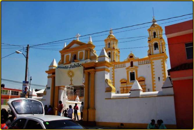 The church ©Enrique López-Tamayo Biosca/Flickr