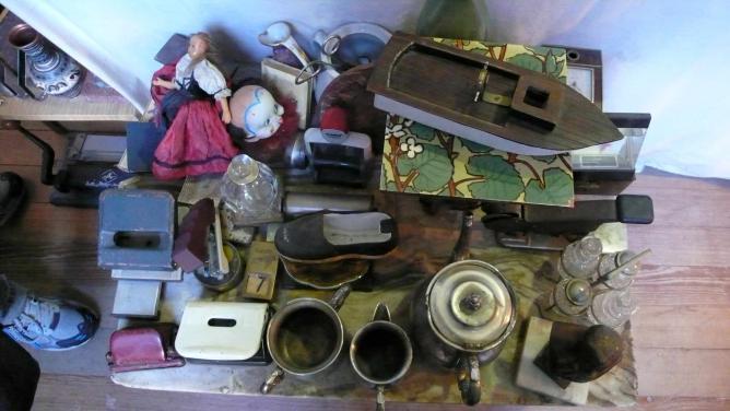 Antiques ©Paloma Baytelman/Flickr