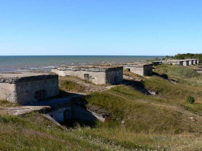 The Northern Fort | © Andrius Vanagas/WikiCommons