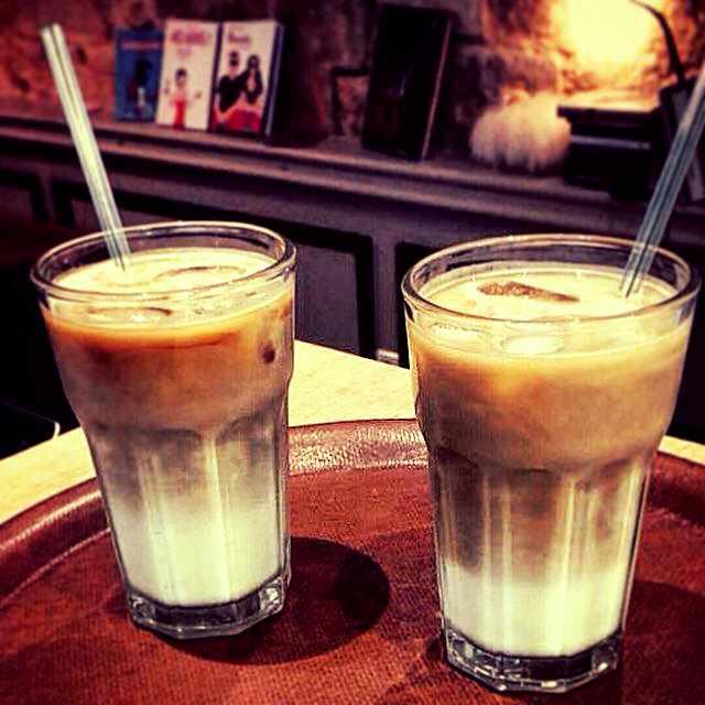 Iced Coffees | Courtesy of Nook Café