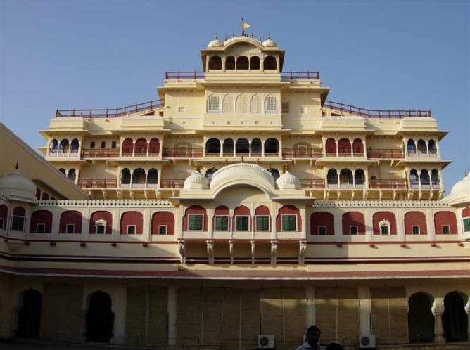 City Palace, Jaipur   © xiquinhosilva/Flickr