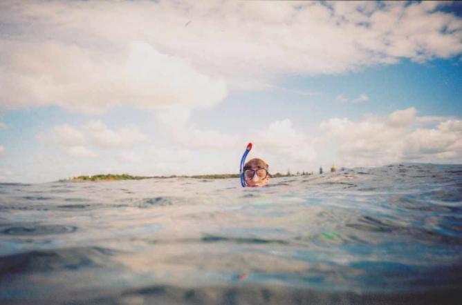 Snorkelling © Daniel R Thompson/Flickr