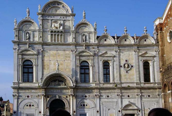Venise - Scuola Grande di San Marco | © Steluma/Flickr