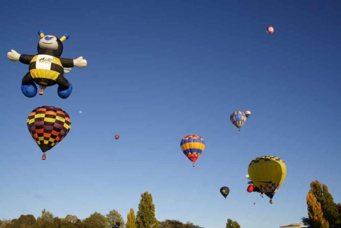 Balloon Aloft Canberra