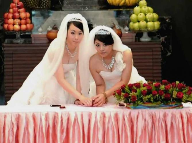 The influence of Western gay and lesbian culture on China
