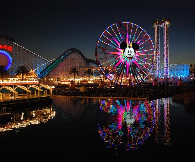 Disneyland California Adventure | © Aaron Fulkerson/Flickr
