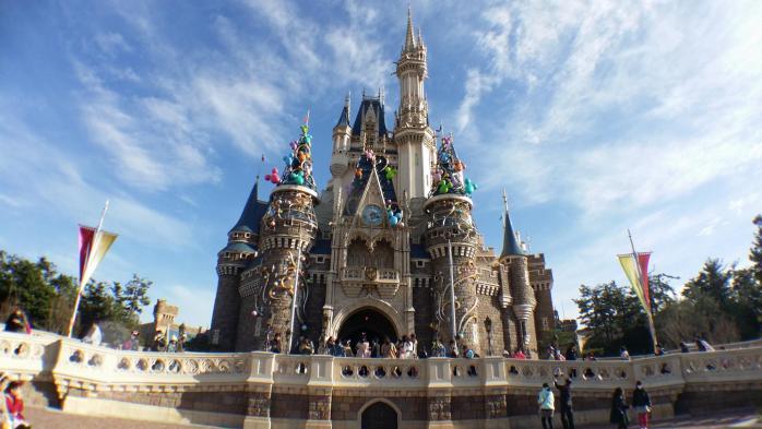 Tokyo Disneyland | © gelli.rosario/Flickr