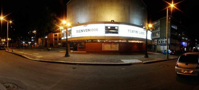 Teatro Libre de Bogotá  ©Maria Duque Parra/Wikimedia