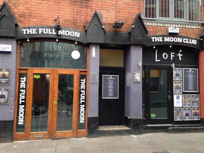 The Full Moon / Moon Club | © IndiaLeigh