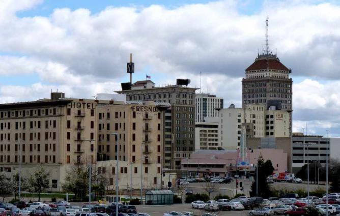 Downtown Fresno | © Rich Johnstone/Flickr