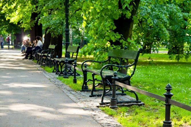 Planty Park   © Pawel Pacholec/Flickr
