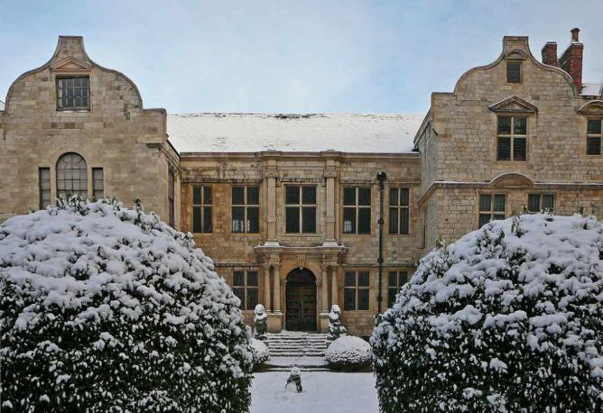 Treasurer's House, England | © Tim Green/Flickr
