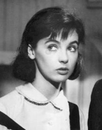 Millie Perkins in The Diary of Anne Frank   © Jbarta/WikiCommons