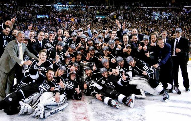 2012 Stanley Cup champions