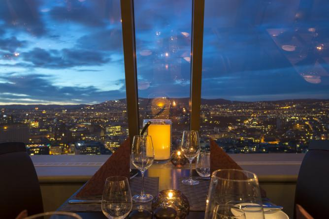 34 Restaurant | Courtesy of SkyBar