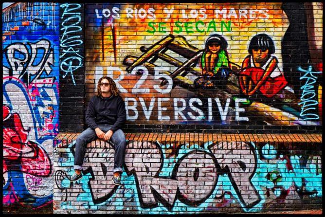Bogotá Graffiti| ©Pedro Szekely/Wikimedia