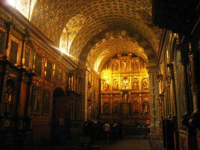 Museo Iglesia Santa Clara| ©Shantilon/Wikimedia