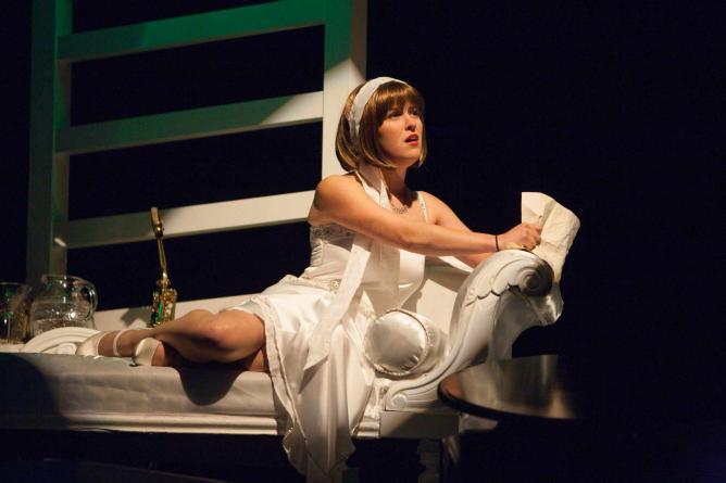 Celia Cruwys-Finnigan in 'The Great Gatsby' | © Mark Holiday