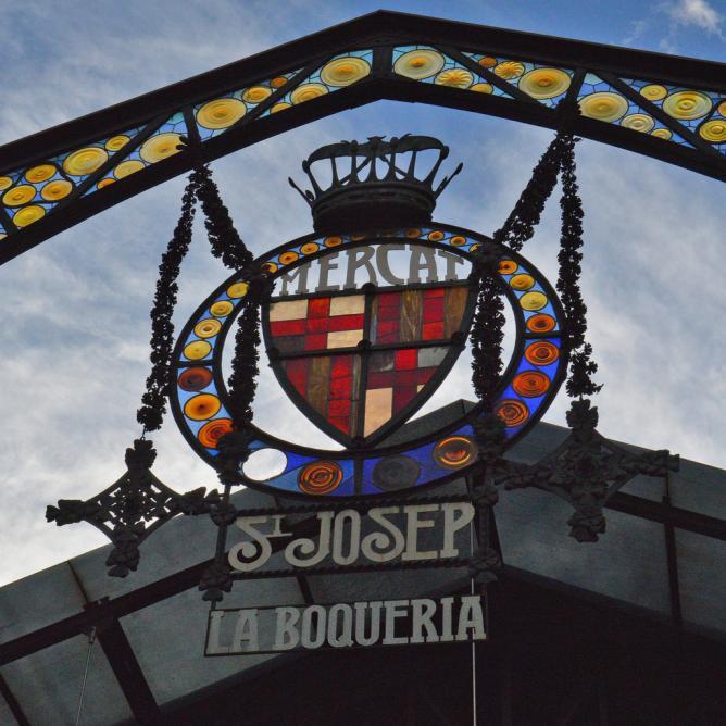 La Boqueria Market | © Irene Grassi/Flickr