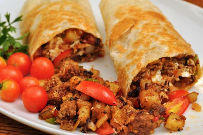 Burritos I © Jeffreyww/ Wikicommons