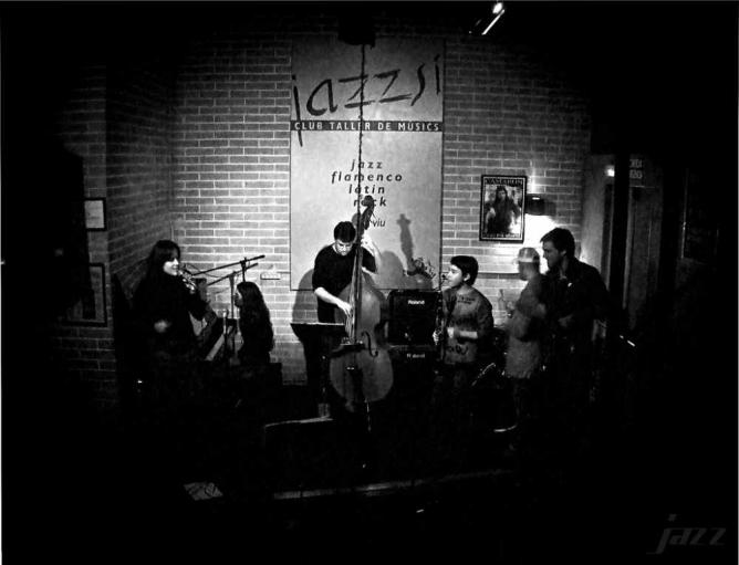 Jazz band © Mr. Theklan/Flickr
