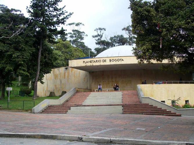 Planetario de Bogotá| ©Pedro Felipe/Wikimedia