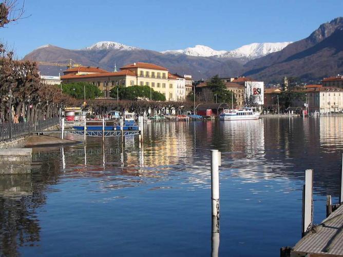 Lake Lugano ©Filippo Diotalevi/Flickr